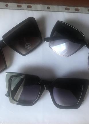 Очки жен квадрат (новые) 80 грн.