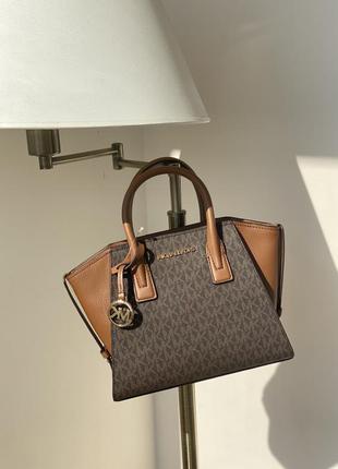 Оригинальная сумка avril от michael kors