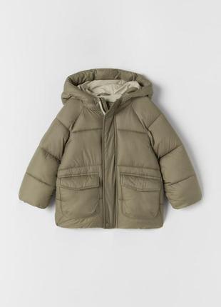Демісезонна курточка для хлопчика zara
