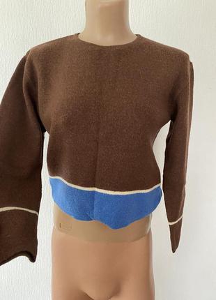 100% екстра шерсть ! суперський светр