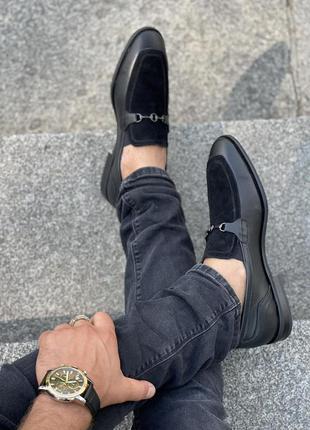 Мужские элитные туфли, натуральная кожа и замша, опт, розница