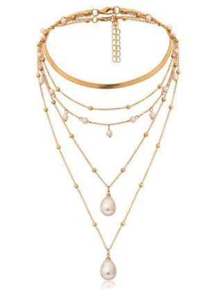 Ожерелье abaccio p341
