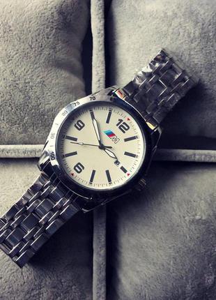 Наручний чоловічий годинник bmw