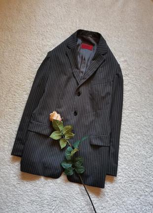 Hugo boss пиджак шерсть винтаж