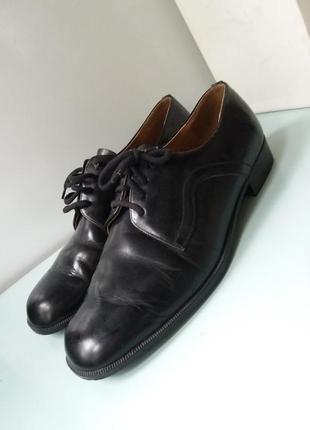 Туфли натуральная кожа мужские австрия