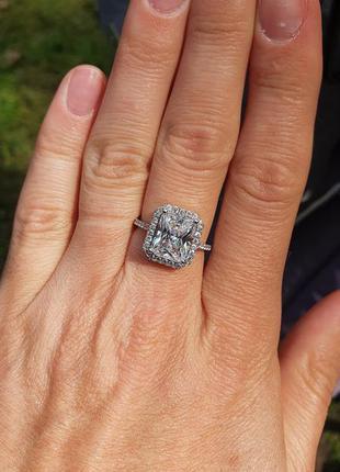 Кольцо серебро серебрянное