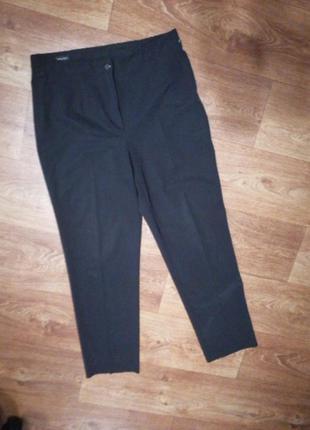 Женские брюки штаны повседневные чёрные
