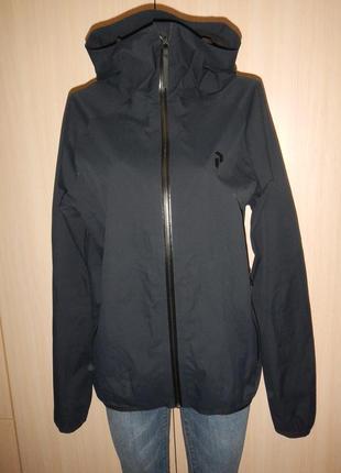 Куртка дождевик ветровка peakperformance p.s
