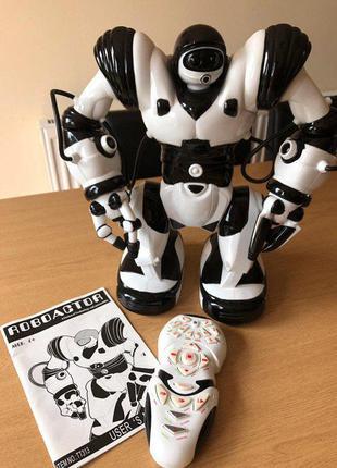 Интерактивный робот-гуманоид робосапиен большой