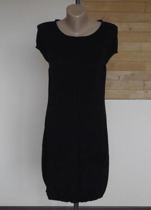 """Плаття чорне розмір s naturaline """"маленькое черное платье"""""""
