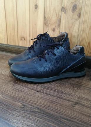 Кожаные туфли wishot 42 р, маломерят на 41-41,5