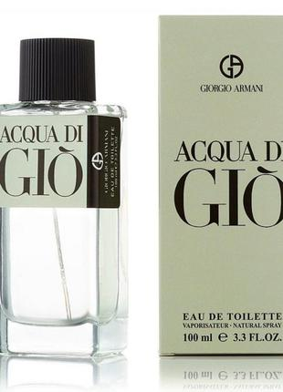 ✔туалетная вода, духи мужские, мужской парфюм, аква ди джио,свежий аромат