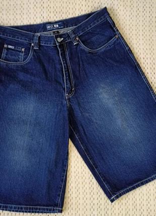 Джинсовые шорты enyce 36 рр