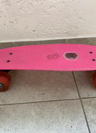 Скейт, пенни борд, penny board