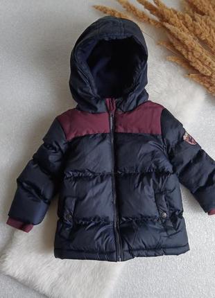 🧩крута ,дута, тепла , зимова  куртка із капюшоном 🧩