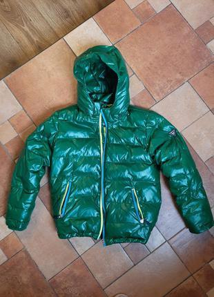Куртка пуховик lemmi , 140-146-152