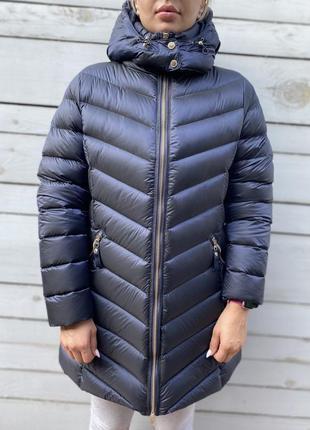 Peruna пальто женское eur 46 пуховик