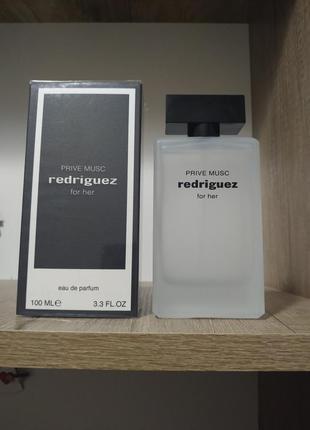 Fragrance world redrigues prive musk парфюмированная вода