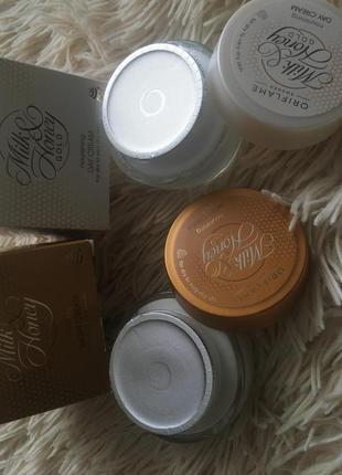 Набор кремов для лица milk and honey cold
