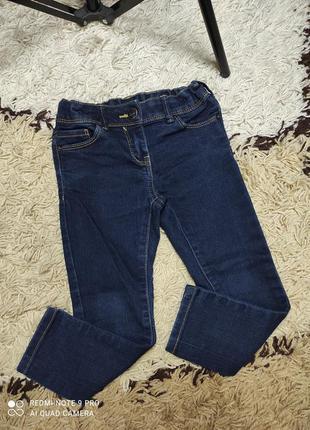 Джинсы стрейч джинсовые штаны palomino на 2-3 года