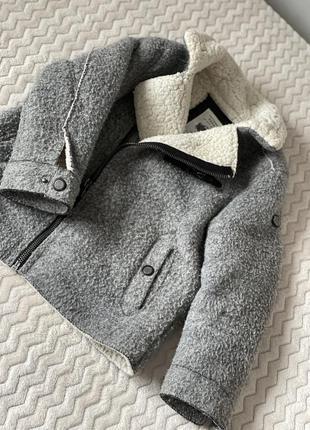 Дубльоночка (куртка) zara на хлопчика (4-5) 110