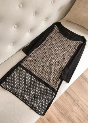 Шикарне плаття в стилі versace