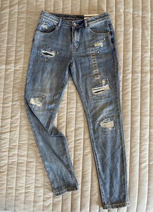 Очень красивые джинсы yessica c&a (новые)