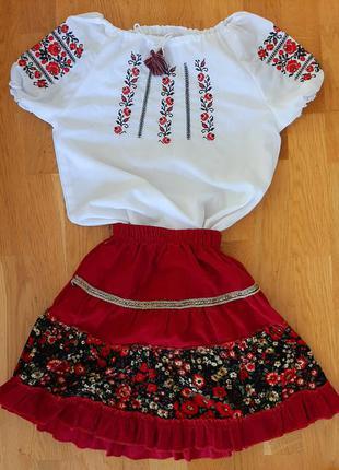 Вишиванка-сорочка