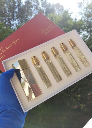 ❤ maison francis kurkdjian baccarat rouge 540 extrait de parfum