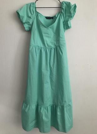 Нереальное платье коттон