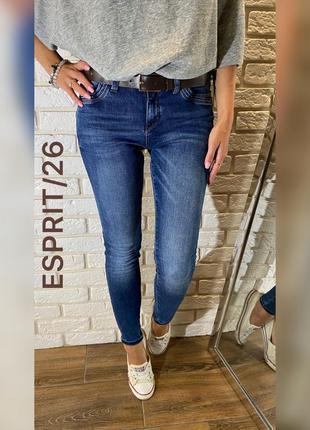 Красивые комфортные джинсы esprit