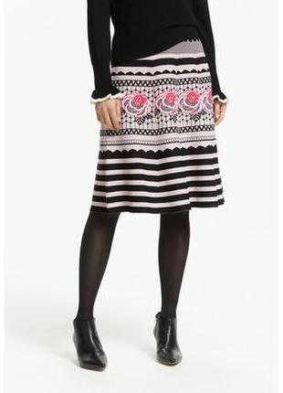 Шикарная стильная юбка, somerset by alice temperlay, размер 10-12