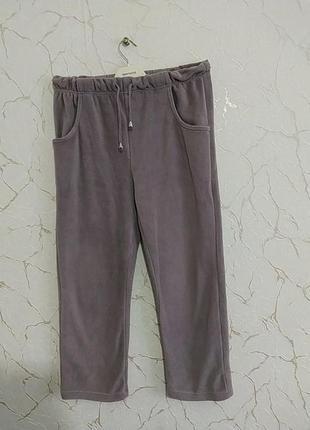 Тёплые флисовые штанишки damart