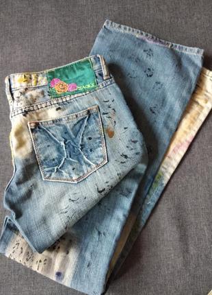 Винтажные джинсы sack's