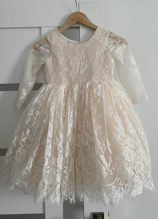 Пышное платье christian dior