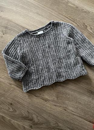 Стильная кофта свитер
