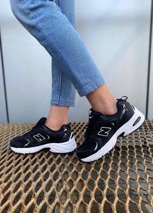 New balance 530 🍏 стильные женские мужские кроссовки нью баланс
