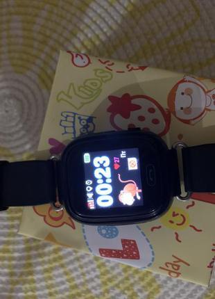 Смарт годинник q90 black