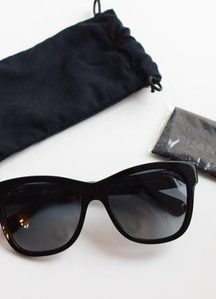 Солнцезащитные очки, окуляри chanel 5380, оригинал.