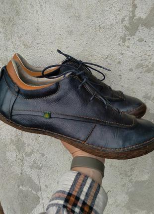 Р.44 el naturalista (оригинал) кожаные туфли, кроссовки.