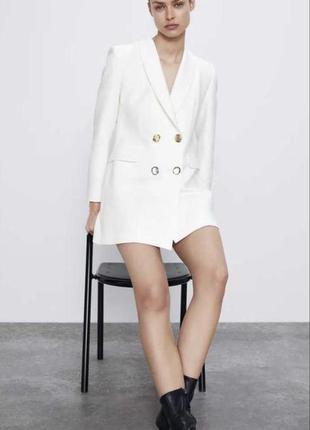 Сукня- піджак zara