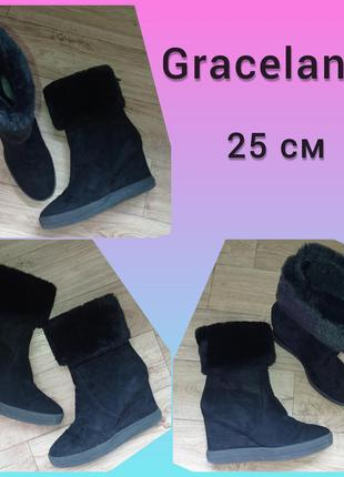 Ботинки, полусапоги graceland 25см