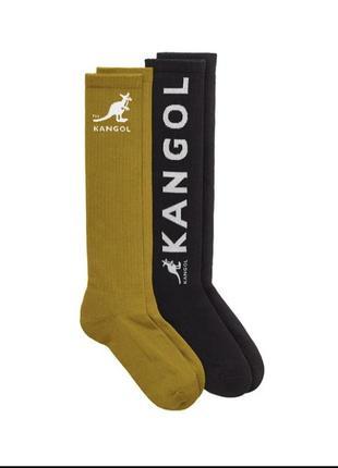 Носки чулки шкарпетки kangol x h&m