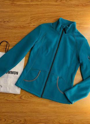 Спортивная/тактическая куртка кофта на флисе