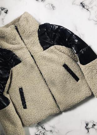 Куртка тедди шубка/шерпа