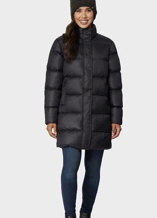 Куртка пуховик новое зимнее пуховое пальто 32 heat cool