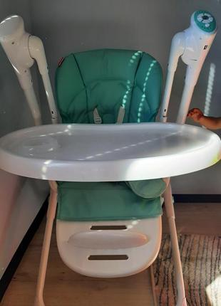 Укачивающий цент, стульчик для кормления, качелька carrello triumph