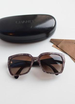 Солнцезащитные очки, окуляри chanel 5220, оригинал