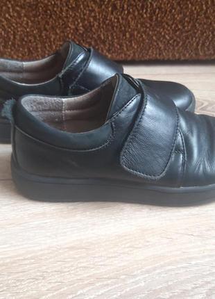 Кожаные туфли 31р