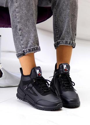 Кроссовки на флисе ботинки деми